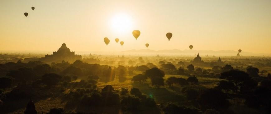 Les 8 meilleures activités à faire à Bagan au Myanmar (Birmanie)