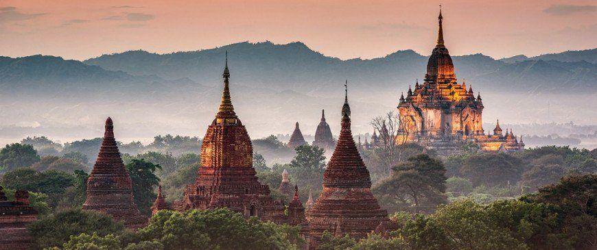 Les endroits à voir au Myanmar durant votre voyage sans hésiter