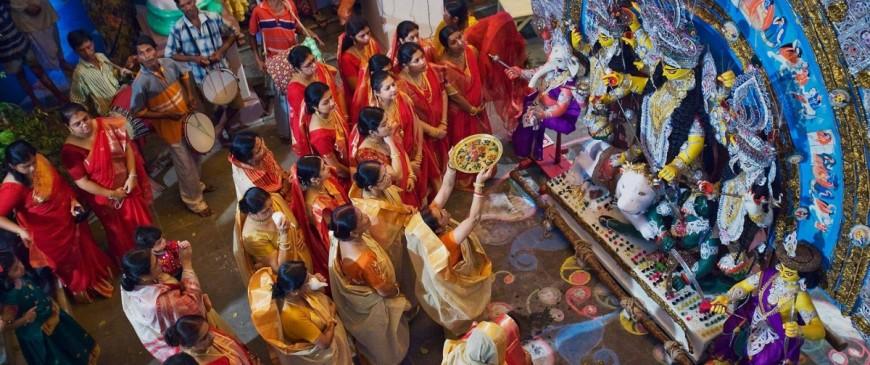 Découvrez tous les secrets du festival de Durga Puja