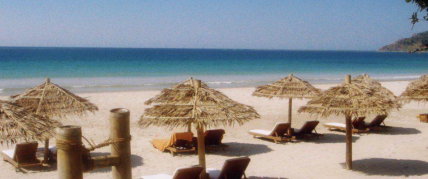 Les plus belles plages où aller durant votre voyage au Myanmar